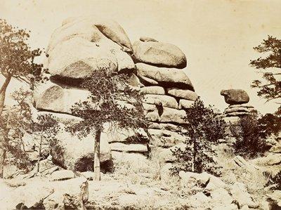 Granite Rock, Buford Station, Laramie Mountains