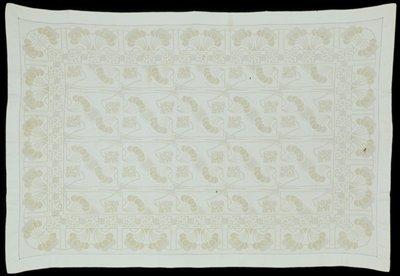 Art Nouveau Tablecloth