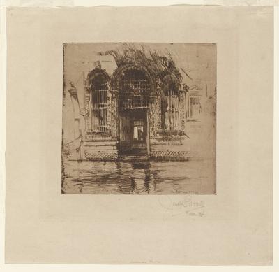 Doorway, Venice