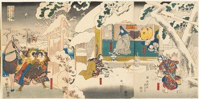 Scene from the Hachinoki Story