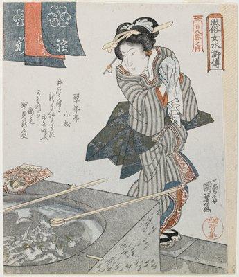 Washing Hands as a Mitare of Gongsun Sheng