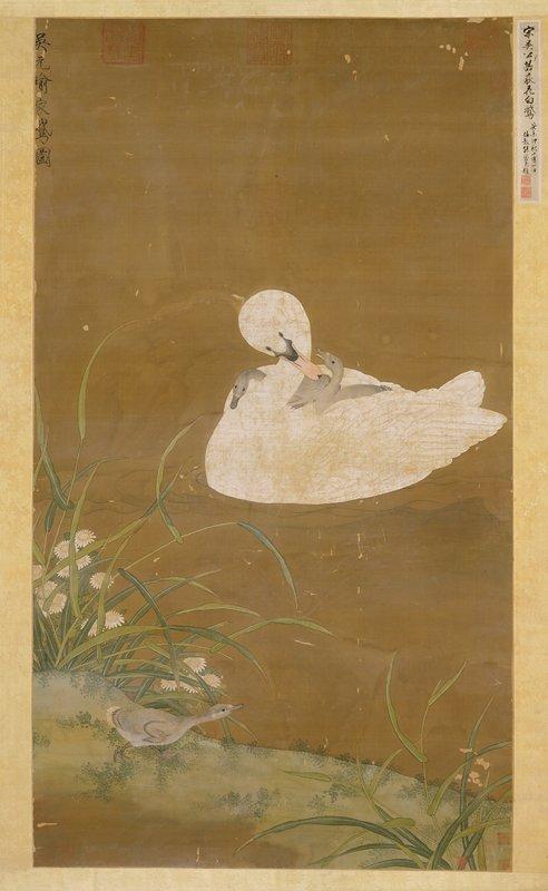 In style of Wu Yuan-yu (Sung Dynasty artist).