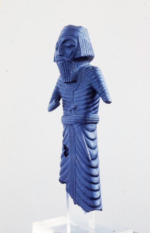 Figure of a Persian nobleman, possibly Darius I.