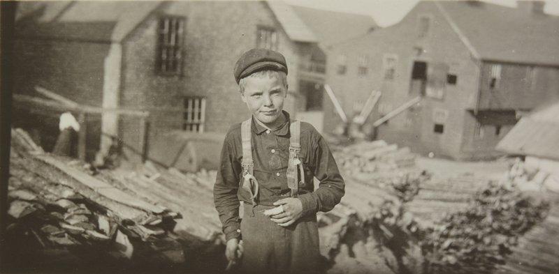 child, Maine