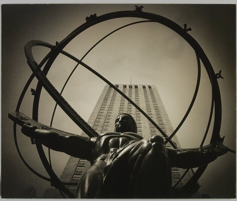 RCA building, New York City