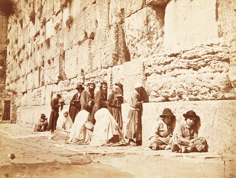 Wailing Wall of the Jews, Jerusalem