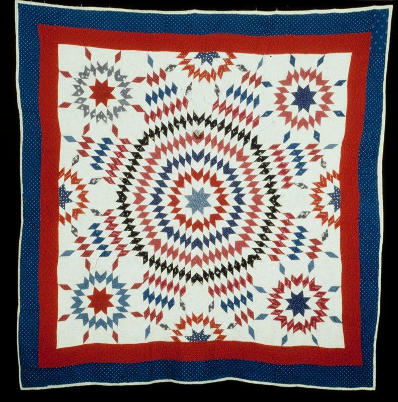 cotton patchwork, no padding