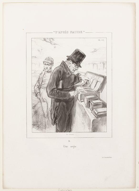 Caricature; No. 26