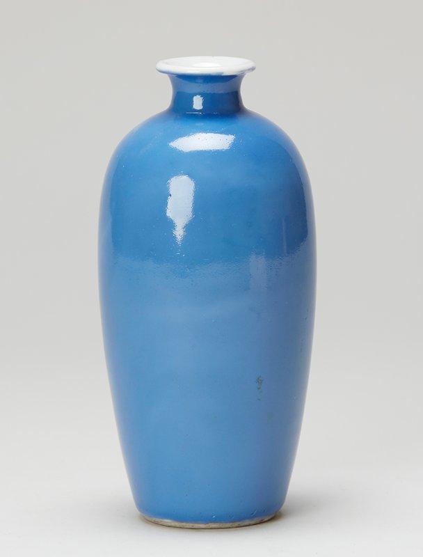 Bottle, starch blue